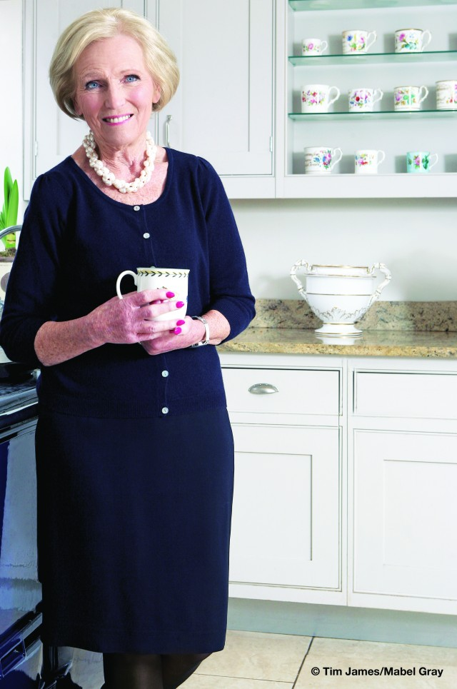 Mary Berry 2013