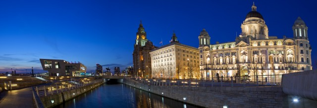 Building and port in Liverpool_188395559