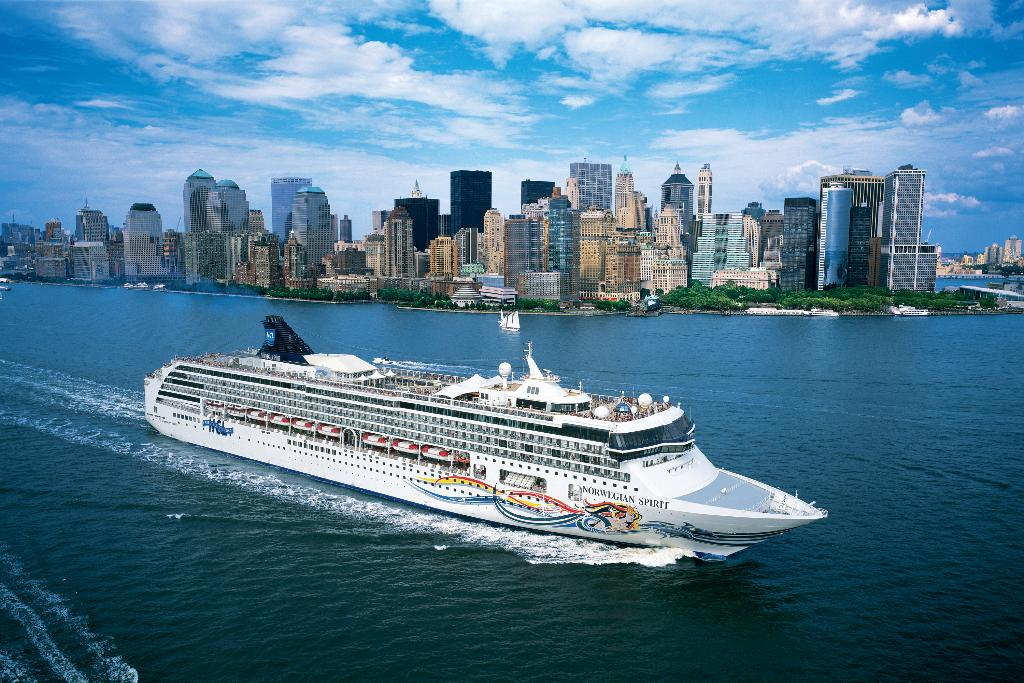 Norwegian Spirit New York City