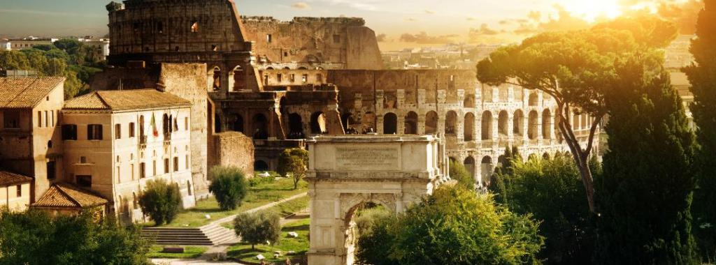 Colosseum-in-Rome-Italy