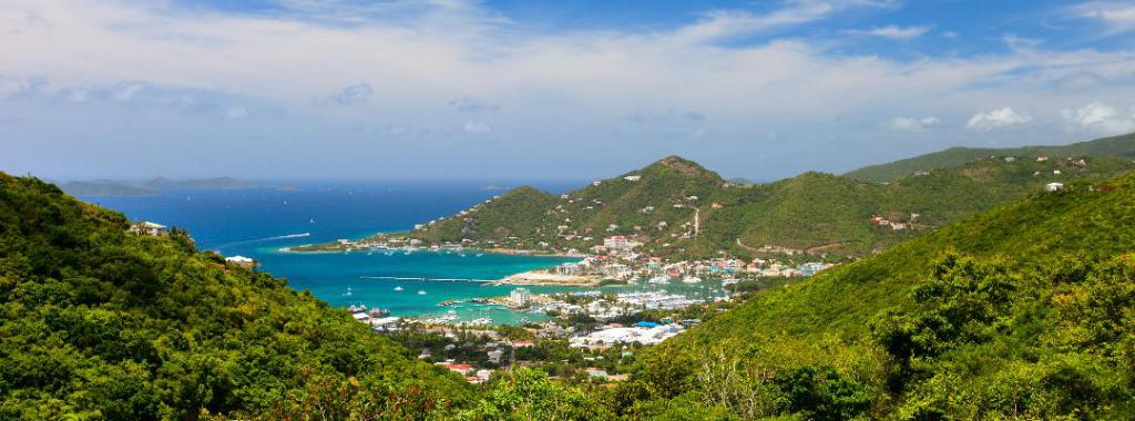 View-of-Road-town-in-Tortola