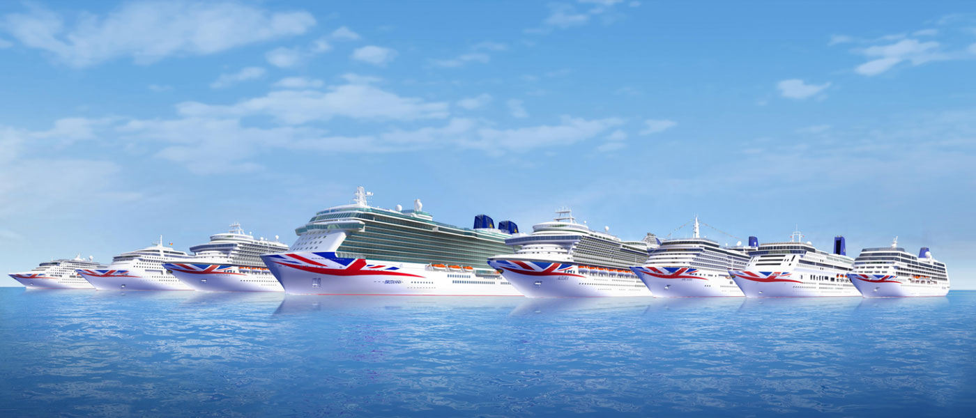 P&O Cruises Announces Huge New Ship Coming in 2022!