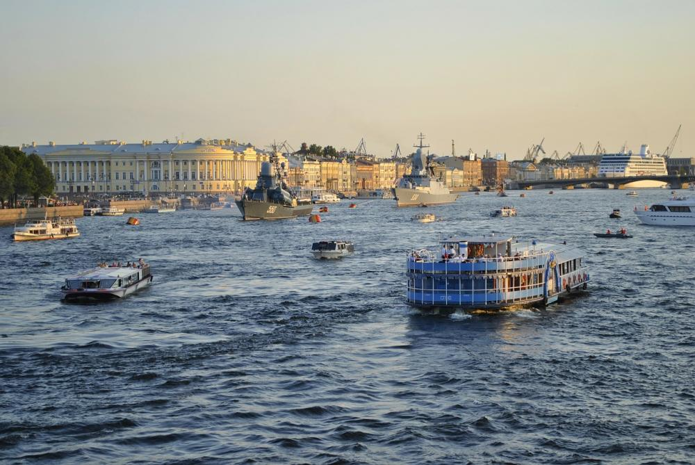st petersburg boats