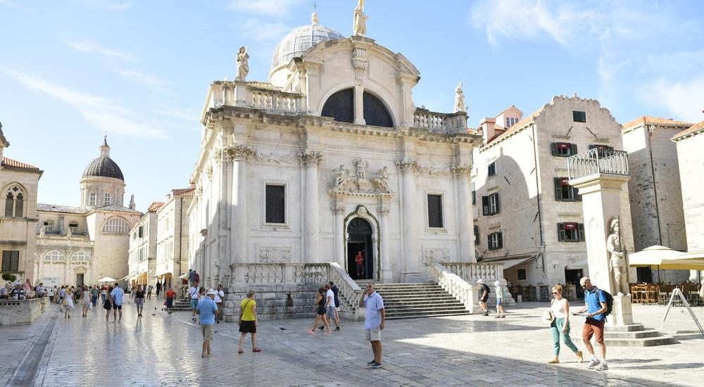 Dubrovnik Town Cathedral