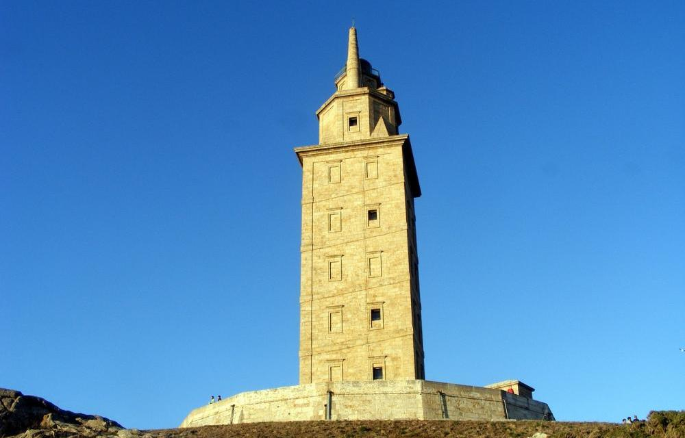 Hercules Tower La Coruna