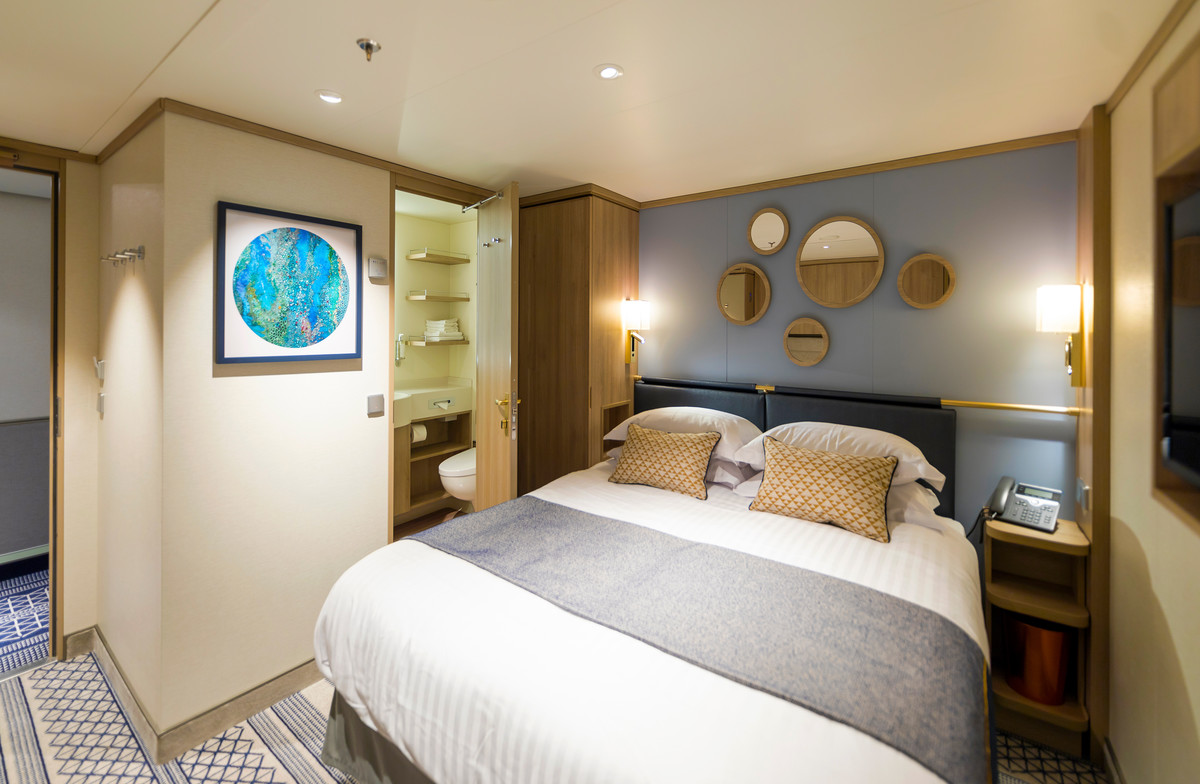New P Amp O Cruises Ship Iona To Feature Conservatory Suites