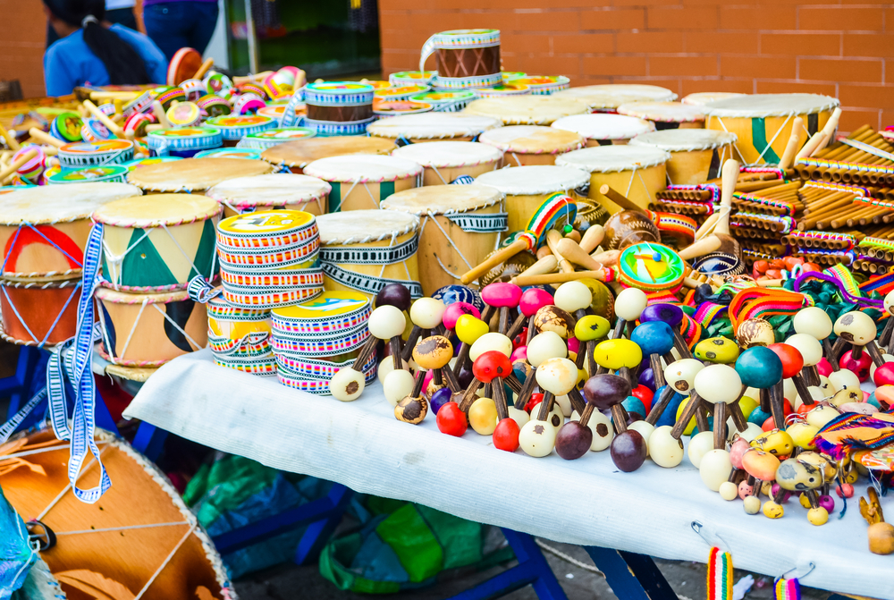 Example products found at Montego Bay Crafts Market