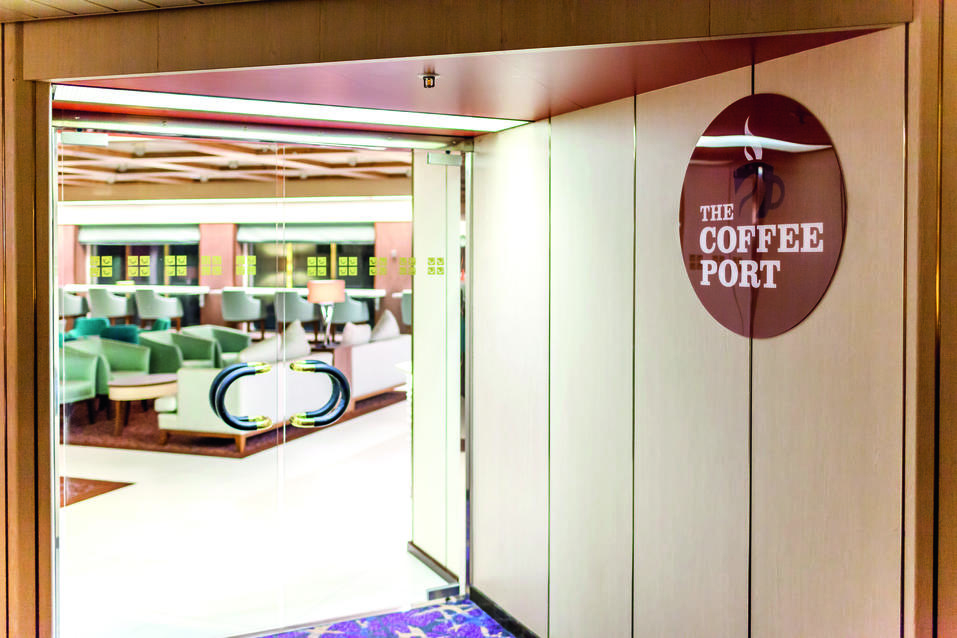 The Coffee Port