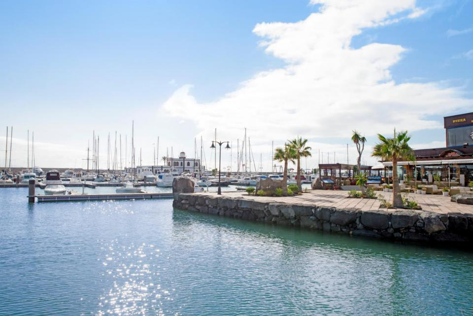 Lanzarote Port