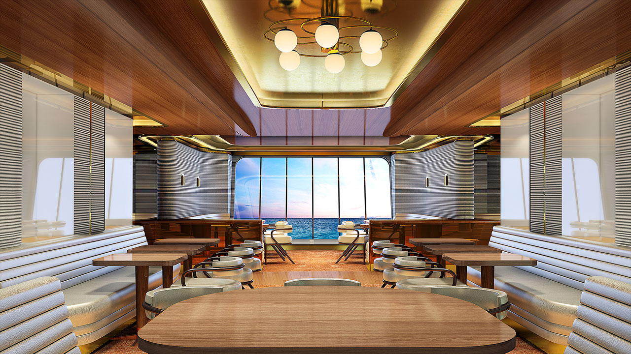 Wake Restaurant - Virgin Voyages
